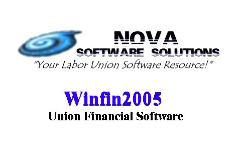 Winfin2005 Union Finance System